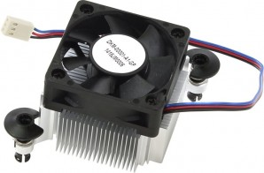 Вентилятор soc-AM1 Cooler Master DKM-00001-A1-GP AM1 fan 5 cm, 4800 RPM, 10.53 CMF, TPD 45W фото №760