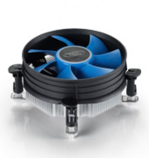 Вентилятор DEEPCOOL THETA 9 PWM LGA-1156/1155  Low Profile  ( 45шт/кор, высота 46.5mm, 82W,92x25мм, Push-Pin) Color BOX фото №842