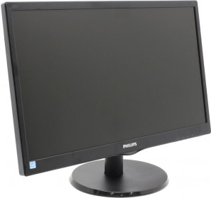 "Монитор 21.5"" TFT Philips 223V5LSB2/10(62) Black (LED, LCD, Wide, 1920x1080, 5 ms, 90°/65°, 200 cd/m, 10M:1) фото №920"