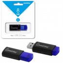 Память Flash USB 08 Gb Smart Buy Click Blue фото №1291