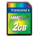 Память MMC Plus 02Gb Transcend dual voltage фото №1473