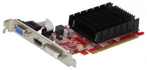 Видеокарта PCI-E 1Gb ATI R5 230 DDR3 64bit PowerColor фото №3873