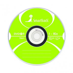 Диск DVD-R ST 4,7GB 16x SP-100/600/ фото №5390