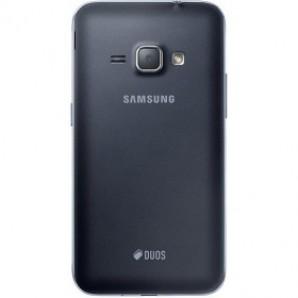 "Смартфон Samsung SM-J120F Galaxy J1 (2016) 8Gb черный моноблок 3G 4G 2Sim 4.5"" 480x800 And5.1 5Mpix | КЭШ в Кирове"