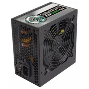 Блок питания Zalman 500W ZM500-LX (ATX 2.3, 500W, Active PFC, 120mm fan) Retail фото №10033
