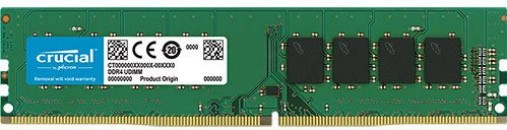 Память DDR IV 04GB 2666MHz Crucial CL19 фото №16393
