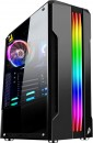 Корпус 1STPLAYER RAINBOW R3-A / ATX, tempered glass side panel / 1x 120mm LED fan inc. / R3-A-1R1 фото №16989