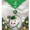 Память Flash USB 04 Gb Smart Buy Snowman фото №924