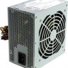 Блок питания POWERMAN REBEL 500W (ATX2.2, 20+4pin) 12cm Fan, Low noise, 230V ATX (RB-S500HQ7-0), Power Rebel series, OEM фото №1656