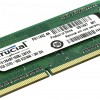 Память SO-DIMM DDRL III 04Gb PC1600 Crucial (CT51264BF160B) 1.35V фото №3832