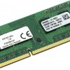 Память SO-DIMM DDR III 04Gb PC1600 Kingston [KVR16S11S8/4] 1.5V фото №5026