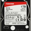 Жёсткий диск Toshiba 1000GB L200 HDWJ110UZSVA (SATA 3Gb/s, 5400 rpm, 8Mb, 9.5mm) фото №7174