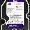 Жёсткий диск WD 3000Gb WD30PURZ 64Mb SATA III WD Purple фото №10312